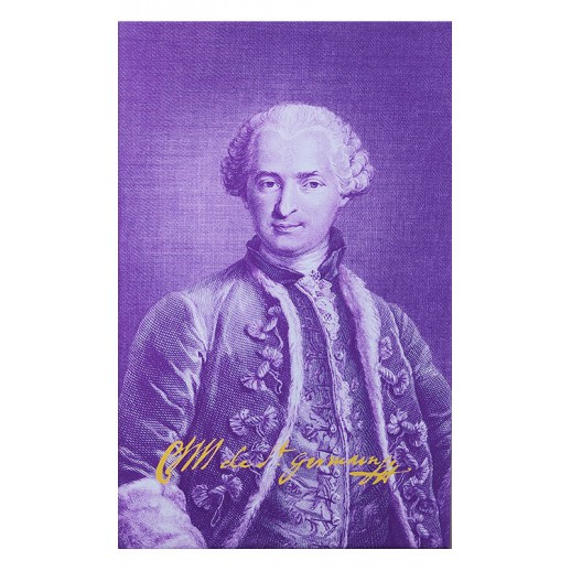 Saint Germain Canvas