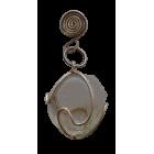 Tachyon Silver Pendant