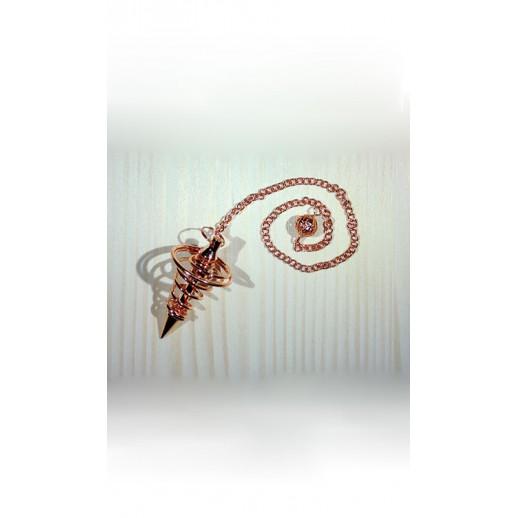 Tachyon Vortex Pendulum
